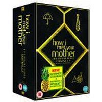 How I Met Your Mother - Season 1-9 [DVD] [2014]